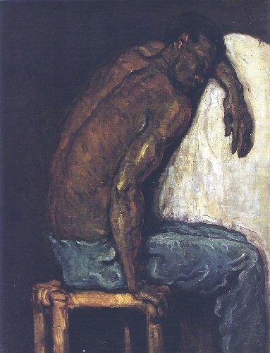 El negro Escipion, de Paul Cezanne